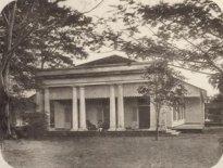87366 Eur Afd. 1e kl. Psy Zkhs Buitenzorg ca. 1880
