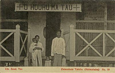 Zendingsziekenhuis Halmaheira 1905 (1402302)